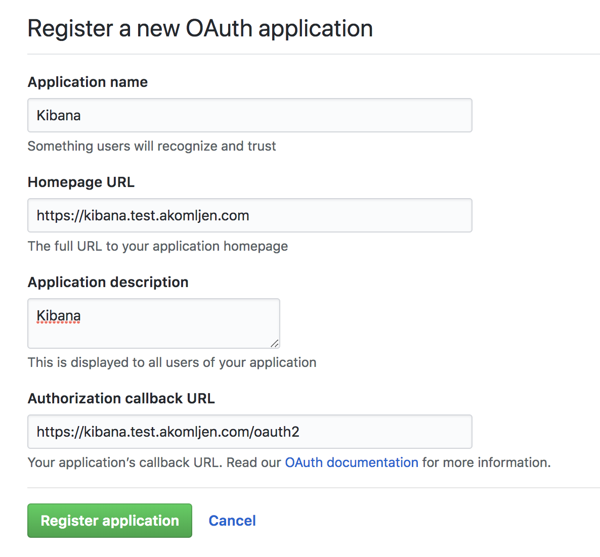 Protect Kubernetes External Endpoints with OAuth2 Proxy